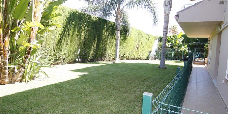 Jardín A