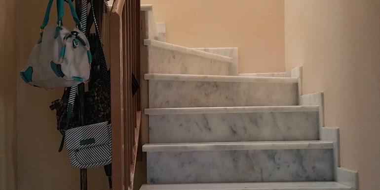 11 escaleras